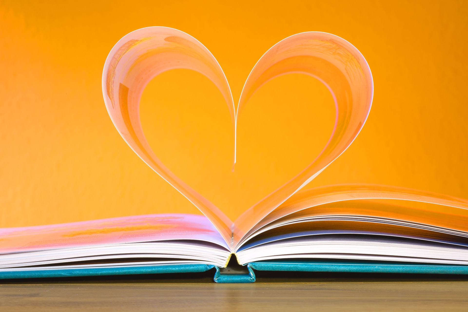 Love of Reading is in the Air This Month!