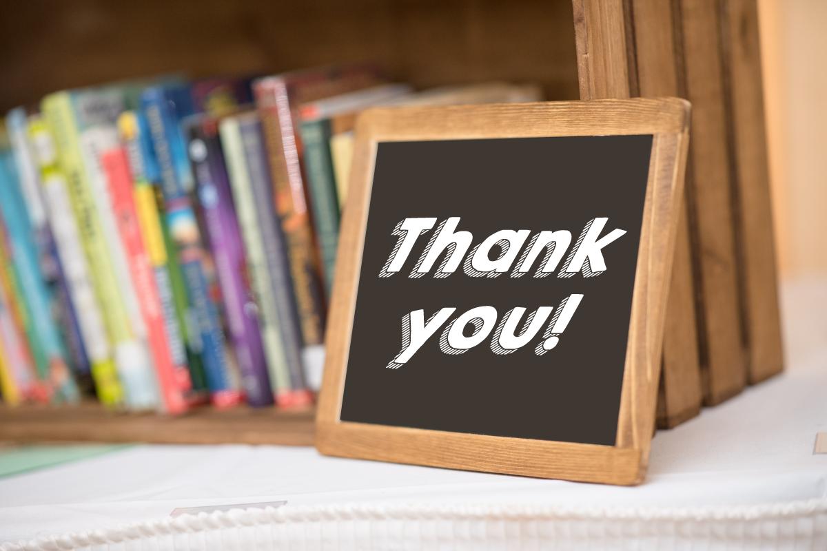 Happy Volunteer Appreciation Month!