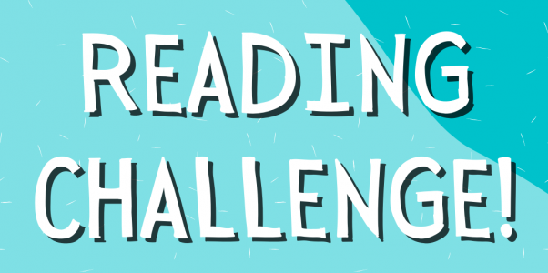 An April Reading Challenge