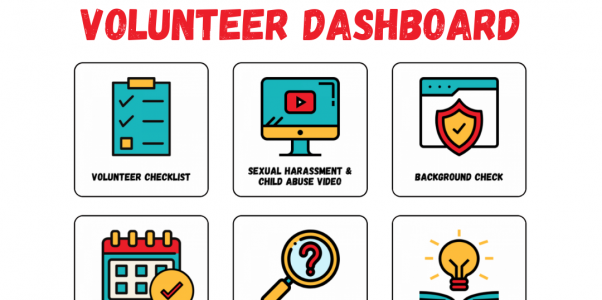 The New Volunteer Dashboard is Here!