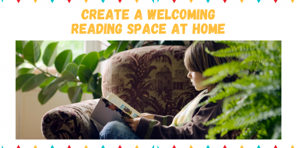 Encourage Young Readers with a Welcoming Literacy Space
